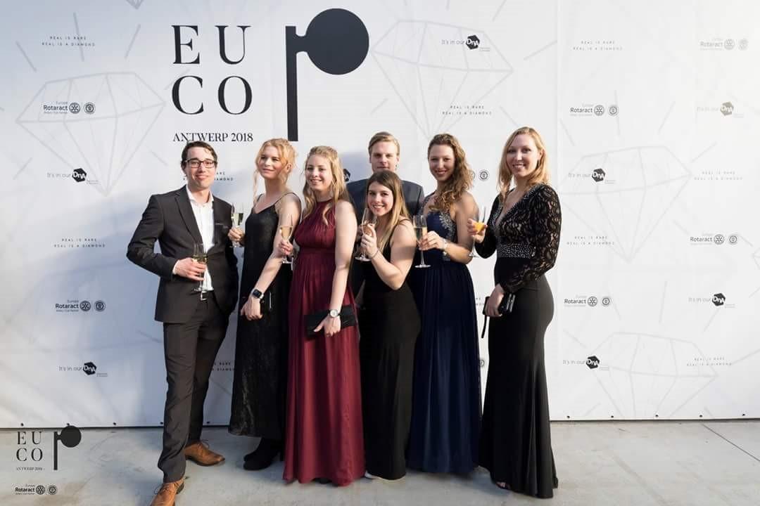 Foto Rotaract – Gala EUCO